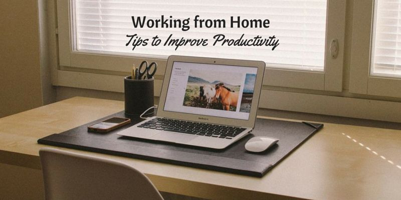 Work at Home Successfully